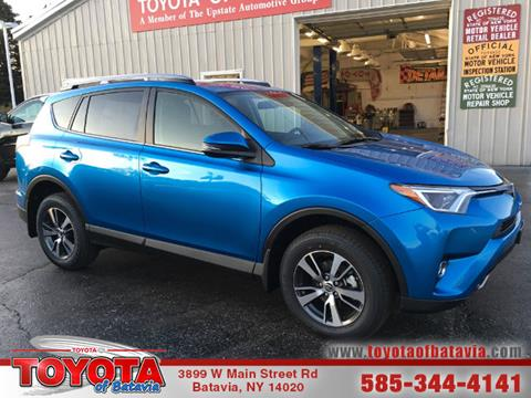 2018 Toyota RAV4 for sale in Batavia NY