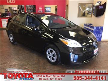 2014 Toyota Prius for sale in Batavia, NY