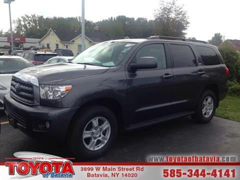 2013 Toyota Sequoia for sale in Batavia NY