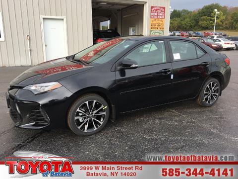 2018 Toyota Corolla for sale in Batavia, NY