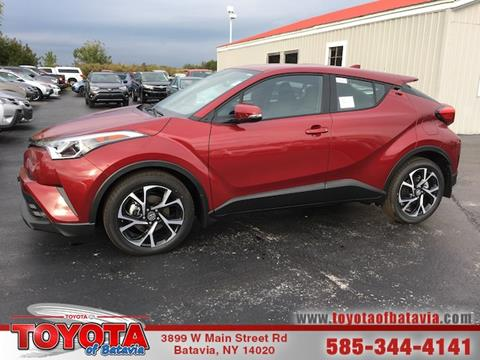 2018 Toyota C-HR for sale in Batavia NY