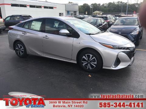 2017 Toyota Prius Prime for sale in Batavia, NY