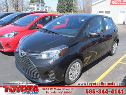 2015 Toyota Yaris for sale in Batavia NY