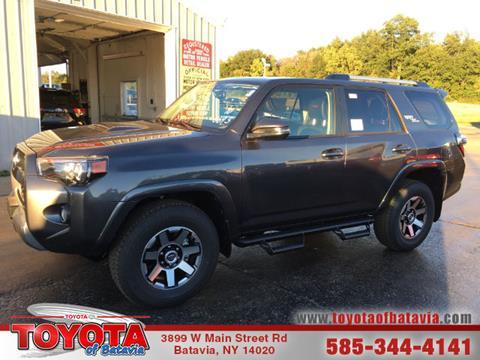 2018 Toyota 4Runner for sale in Batavia NY