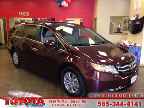 2014 Honda Odyssey for sale in Batavia NY