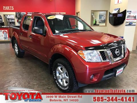 2013 Nissan Frontier for sale in Batavia NY