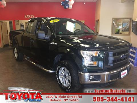 2016 Ford F-150 for sale in Batavia NY