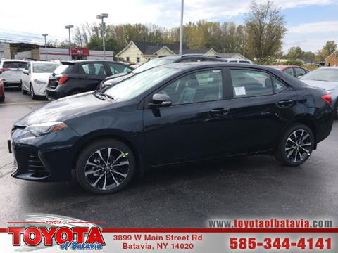 2018 Toyota Corolla for sale in Batavia, NY