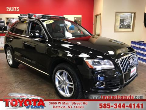 2017 Audi Q5 for sale in Batavia NY