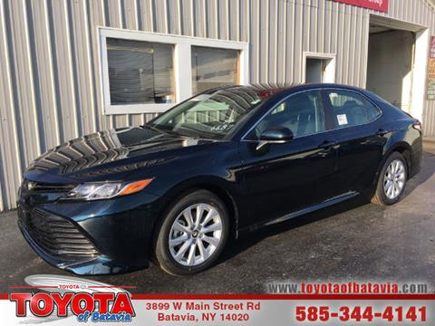2018 Toyota Camry for sale in Batavia, NY