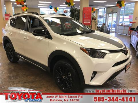 2018 Toyota RAV4 for sale in Batavia, NY