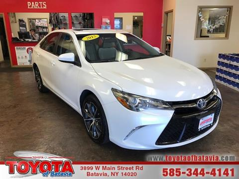 2015 Toyota Camry for sale in Batavia, NY