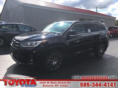2017 Toyota Highlander for sale in Batavia, NY