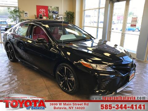 2018 Toyota Camry for sale in Batavia NY