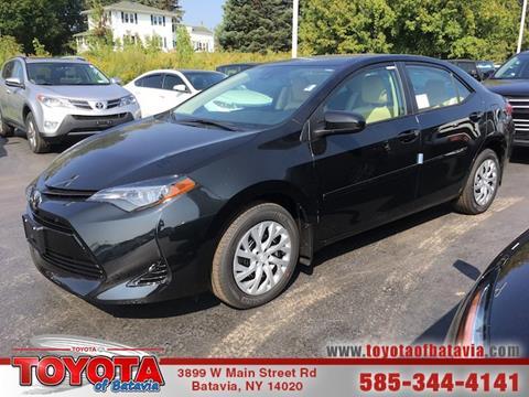 2018 Toyota Corolla for sale in Batavia NY