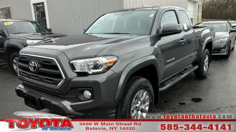 2017 Toyota Tacoma for sale in Batavia NY