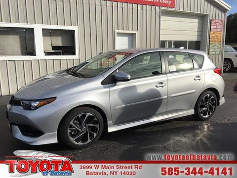 2018 Toyota Corolla iM for sale in Batavia NY