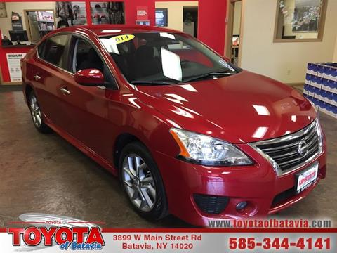 2014 Nissan Sentra for sale in Batavia NY