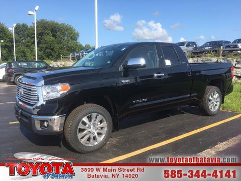 2017 Toyota Tundra for sale in Batavia NY