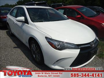 2017 Toyota Camry for sale in Batavia, NY