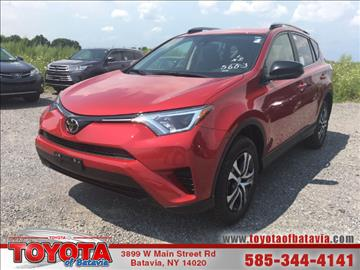 2017 Toyota RAV4 for sale in Batavia, NY