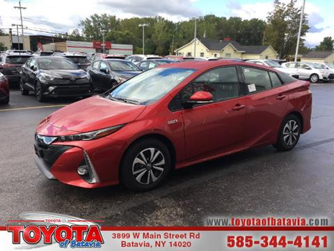 2017 Toyota Prius Prime for sale in Batavia, NY