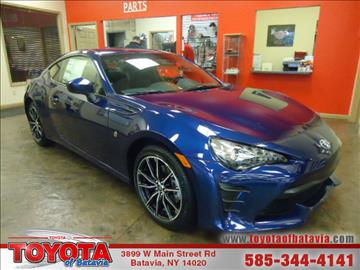 2017 Toyota 86 for sale in Batavia, NY
