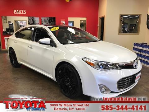 2013 Toyota Avalon for sale in Batavia NY