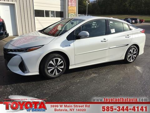2017 Toyota Prius Prime for sale in Batavia NY