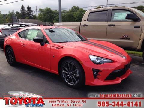 2017 Toyota 86 for sale in Batavia, NY