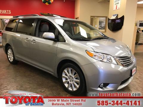 2015 Toyota Sienna for sale in Batavia NY