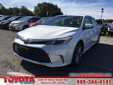 2018 Toyota Avalon for sale in Batavia NY