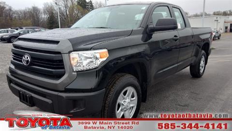 2017 Toyota Tundra for sale in Batavia, NY