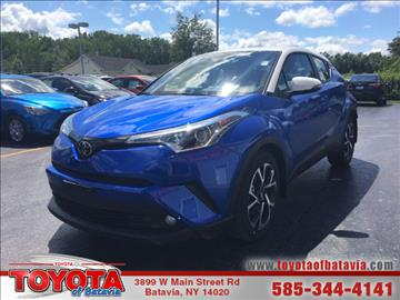 2018 Toyota C-HR for sale in Batavia, NY