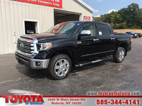 2018 Toyota Tundra for sale in Batavia NY