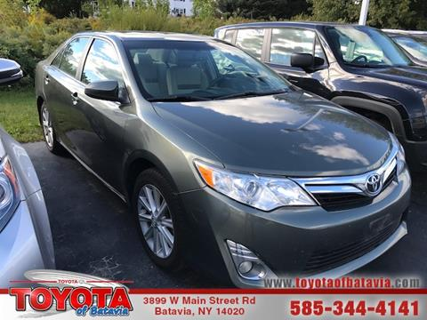 2013 Toyota Camry for sale in Batavia NY