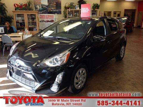 2016 Toyota Prius c for sale in Batavia, NY