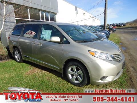 2017 Toyota Sienna for sale in Batavia NY