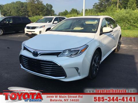 2018 Toyota Avalon Hybrid for sale in Batavia NY