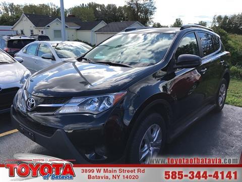 2015 Toyota RAV4 for sale in Batavia, NY