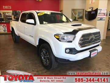 2016 Toyota Tacoma for sale in Batavia, NY