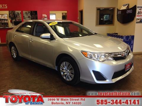 2014 Toyota Camry for sale in Batavia, NY