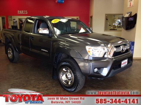 2015 Toyota Tacoma for sale in Batavia NY