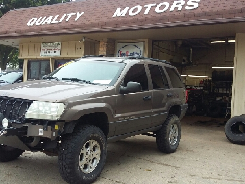 2001 Jeep Grand Cherokee for sale in Benton, WI