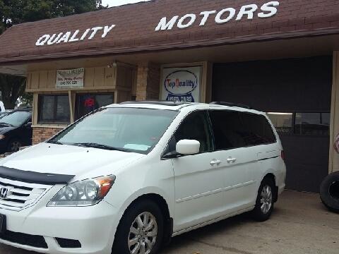 2008 Honda Odyssey for sale in Benton, WI