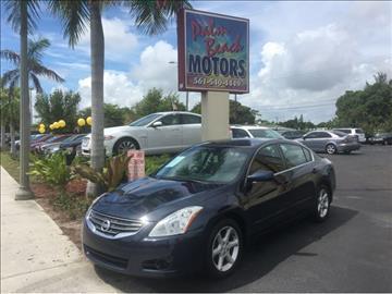 2007 Nissan Altima for sale in Lake Worth, FL