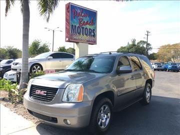 2009 GMC Yukon for sale in Lake Worth, FL
