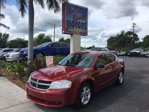 2008 Dodge Avenger for sale in Lake Worth, FL