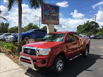 2011 Toyota Tacoma for sale in Lake Worth, FL