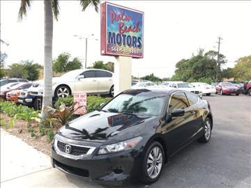 2010 Honda Accord for sale in Lake Worth, FL